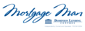 Mortgage Man Logo